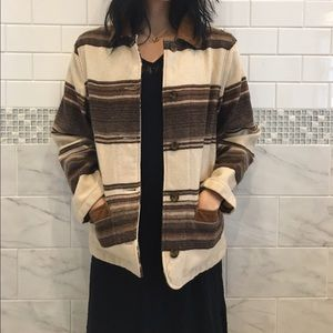 Free People Jackets & Blazers - Vintage Boho Wool Jacket
