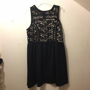 Xhilaration Dresses & Skirts - 🆕 🎉BLACK DRESS! (NWOT)