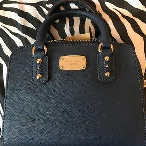 Michael Kors Handbags - NWT. Mk Saffiano Mini Satchel.  Reduced!!!!