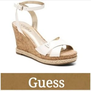 Guess Shoes - NIB Guess Madolyn Wedges!