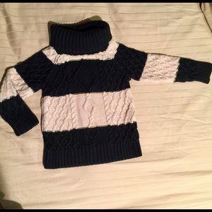 Joe Fresh Toddler Turtleneck Sweater 2 GUC