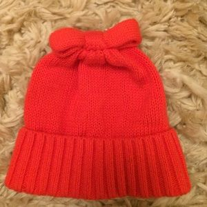 GAP Other - Baby girl knitted hat👑👑