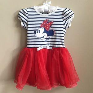 Disney Other - Disney 4T Minnie Mouse Dress