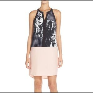 Nordstrom Dresses & Skirts - Nordstrom Adelyn Rae Mixed Media Sheath Dress