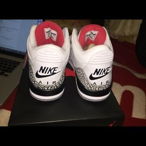 Jordan Other - Jordan white cement 3 and supreme jacket