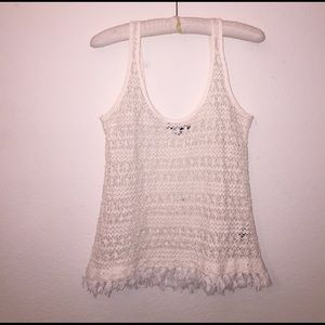 Sanctuary Knitted Tank