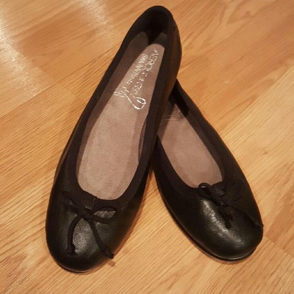 ab33a82039b AEROSOLES Shoes - Aerosoles Stitch N Turn Ballet Flats