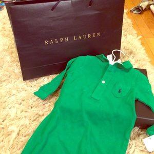 Ralph Lauren Other - Ralph Lauren onesie