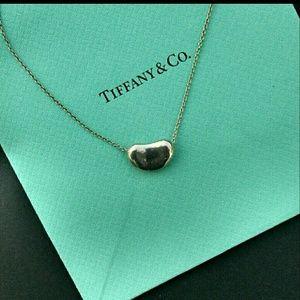 Tiffany & Co. Jewelry - ..HP ...Tiffany & Co Bean Necklace