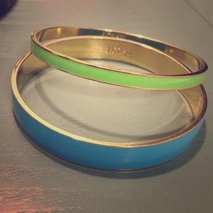 J. Crew Jewelry - J. Crew colorful bangles