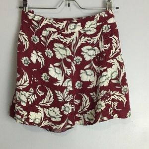 New Look Patterned Flowey Shorts