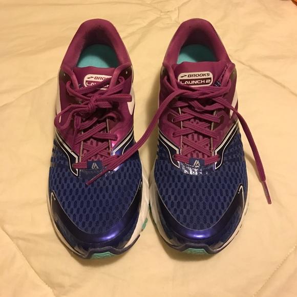 8d02d91521c7d Brooks Shoes - SALE! Brooks Launch 2 running shoes