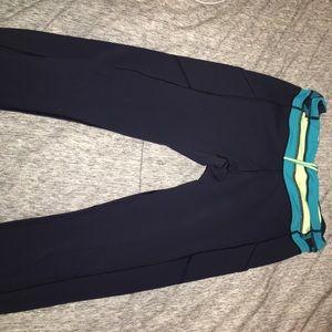 Lululemon navy leggings