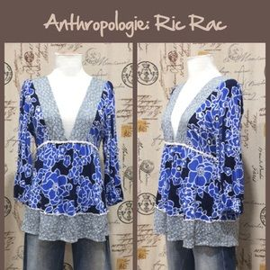 "Anthro ""Eventide Top"" by Ric Rac"