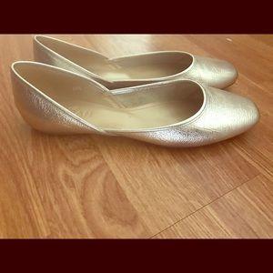 Hogan Shoes - Hogan flats    only worn one time