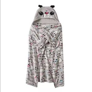 Komar Kids Other - 🌷SALE🌷Komar Animal Hooded Fleece Wrap