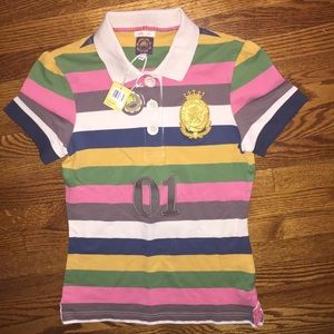 Joules Tops - NWT Joules polo top...Size 8