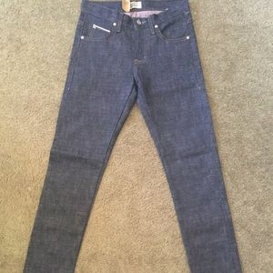 Naked & Famous Denim Other - Naked and Famous Sakura Stretch Selvedge Denim
