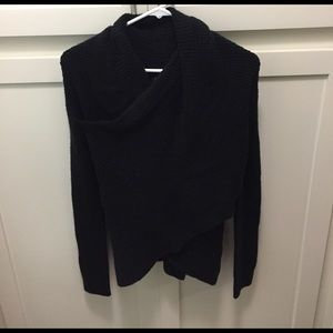 bebe Sweaters - Bebe Wrap Sweater