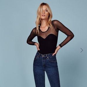Reformation Tops - NWOT! Sold Out Reformation Pixy Bodysuit