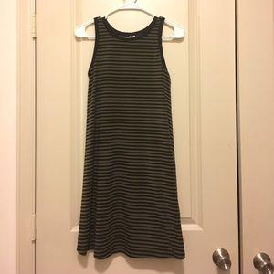 Old Navy Dresses & Skirts - 🍍Old Navy Stripe Tank Swing Dress🍍
