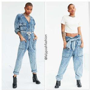 Urban Outfitters Denim - BDG Riveter Denim Coverall Jumpsuit