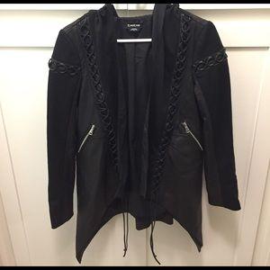 bebe Jackets & Blazers - Bebe Hooded Jacket