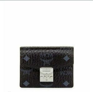 MCM Handbags - MCM Mini Accordion Wallet