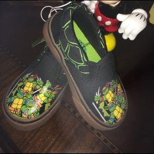 Nickelodeon Other - Nickelodeon Ninja Turtles Slip On Shoes Toddler.6