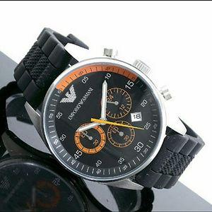 emporio Armani  Other - NWT Emporio Armani Chronograph sport watch