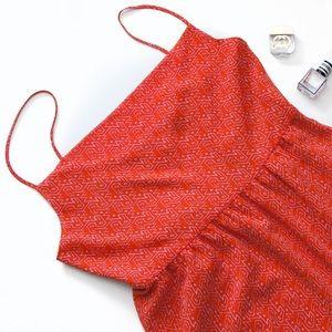 RACHEL Rachel Roy Dresses & Skirts - RACHEL Rachel Roy Bright Coral Abstract Dress
