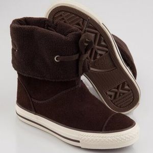 Converse Other - NEW CONVERSE GIRLS BOOTS