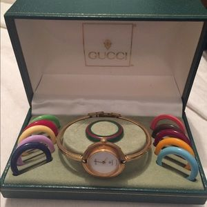 💚VINTAGE GUCCI WATCH💚ACCEPTING OFFERS❤️