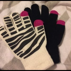 Other - 2-PAIRS Touch screen mittens