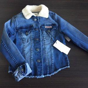 Hudson Jeans Other - Hudson jean jacket. S. 8 yrs