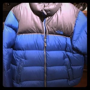 The North Face Other - The North Face Down Bubble Jacket: Like New!!