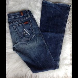 7 For All Mankind Denim - 7 For All ManKind A Pocket Jeans 27