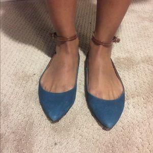 Schultz Shoes - Suede flats