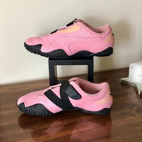 Puma  Mostro Perf  Sneaker  Women s size US 8. M 58b3cc842fd0b74cae09fa18 50064c736