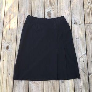Dress Barn Dresses & Skirts - 💋BOGO Dress Barn Black Vented Pencil Skirt