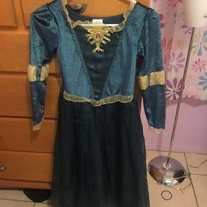 Brave Merida Disney Dress / costume