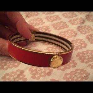 henri bendel Jewelry - Classic Red HENRI BENDEL Enamel Bracelet