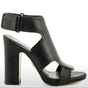 Pour la Victoire Shoes - Pour la Victoire echo black nappa women shoes