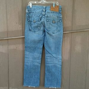 "True Religion Other - True Religion Ricky Heritage Big T Jeans 34"" X 31"""