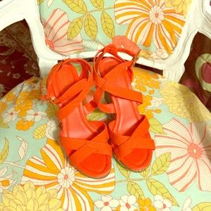 Candie's Shoes - Candies wedge sandals
