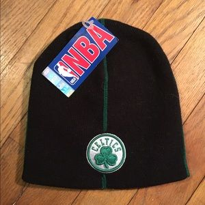 Official NBA Licensed Apparel Other - NBA Boston Celtics Beanie ⭐️NWT⭐️