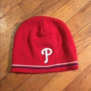 Official MBL Merchandise Other - MLB Philadelphia Phillies Beanie ⭐️NWOT⭐️
