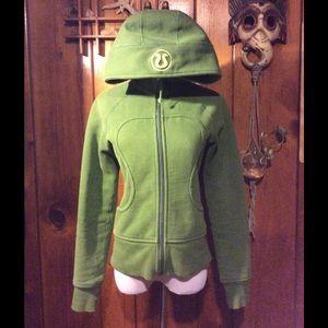 lululemon athletica Tops - Lululemon green hoodie