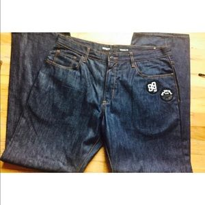 Rocawear Other - MENS ROCAWEAR SIZE 38 BLUE JEANS PANTS
