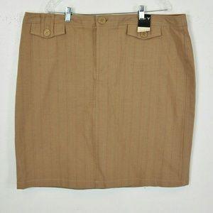 Venezia Dresses & Skirts - Venezia Striped Skirt Size 22